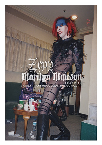 Zepp Print Set 1 - Backstage 1999