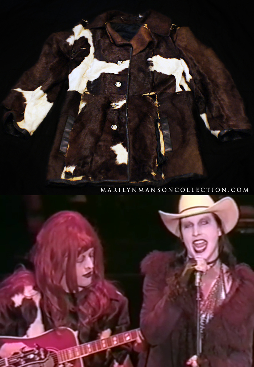 Twiggy Ramirez Stage Worn Jacket