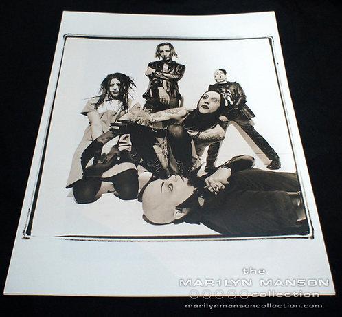 Joseph Cultice Marilyn Manson SLC Era Photo Print