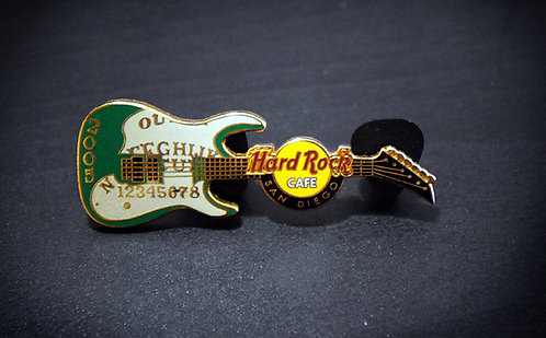 Daisy Berkowitz Hard Rock Cafe 2005 Guitar Pin