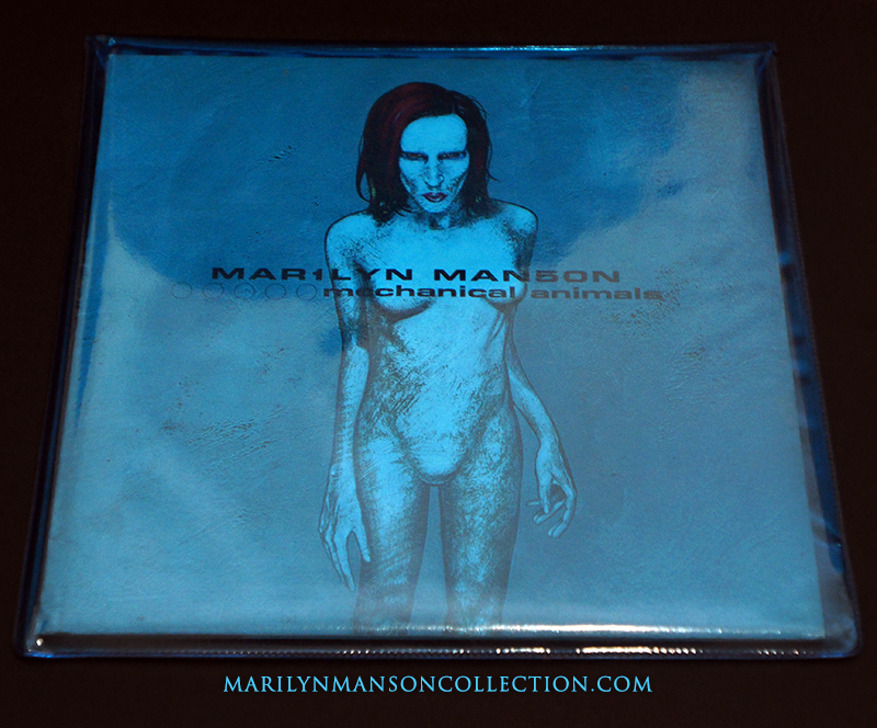 Mechanical Animals Promo