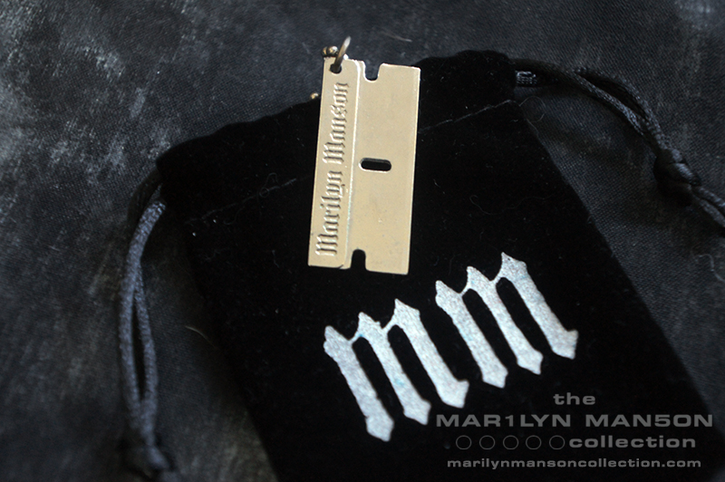 Razorblade Necklace
