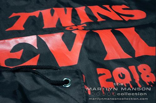 Twins Of Evil 2018 Drawstring Bag