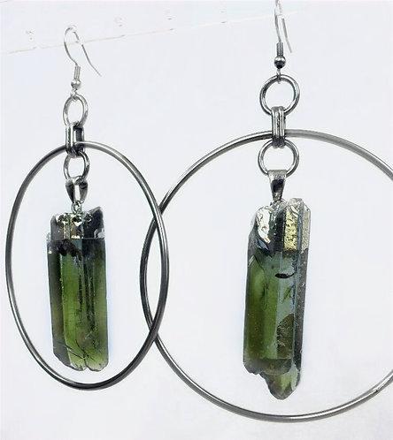 Myrkviðr Earrings