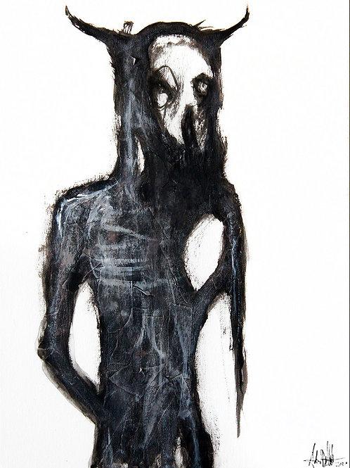 Unspeakable Horrors XI Original Painting