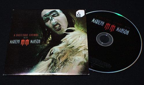 A Grotesque Evening With Marilyn Manson Promo DVD
