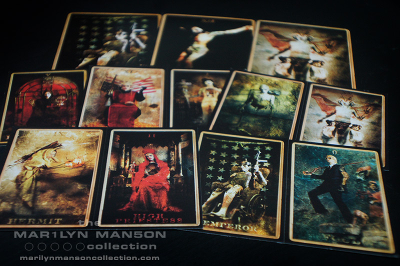 Holy Wood Tarot Card Set