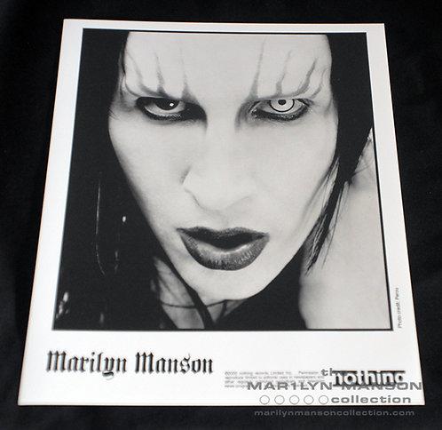 Marilyn Manson Holy Wood Era Original Promo Photo