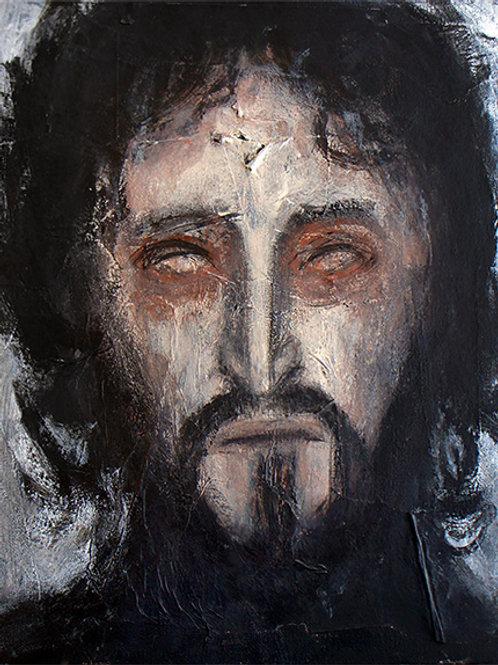 Portrait Of Vincent Gallo Print