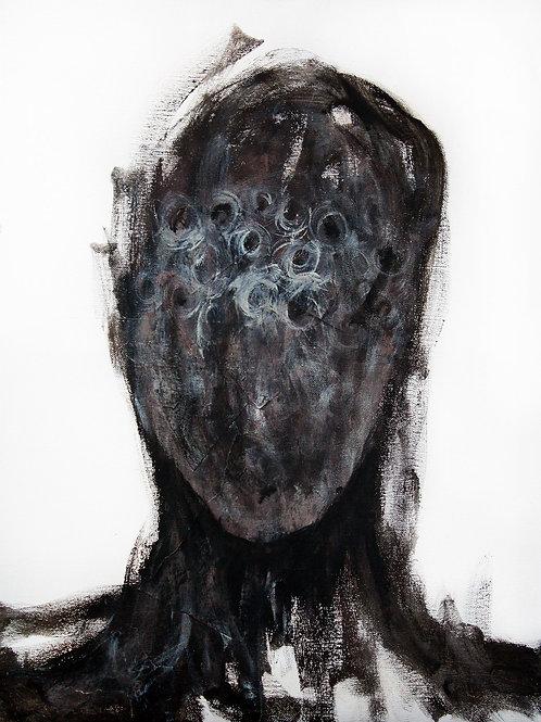 Unspeakable Horrors V Original Painting