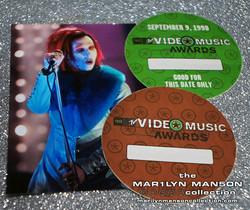 VMA Awards Passes
