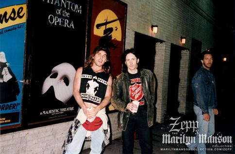 Zepp & Trent Reznor
