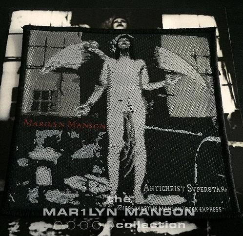Antichrist Superstar Angel Patch