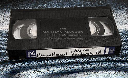 John 5 Owned Marilyn Manson Pittsburgh 2000 VHS