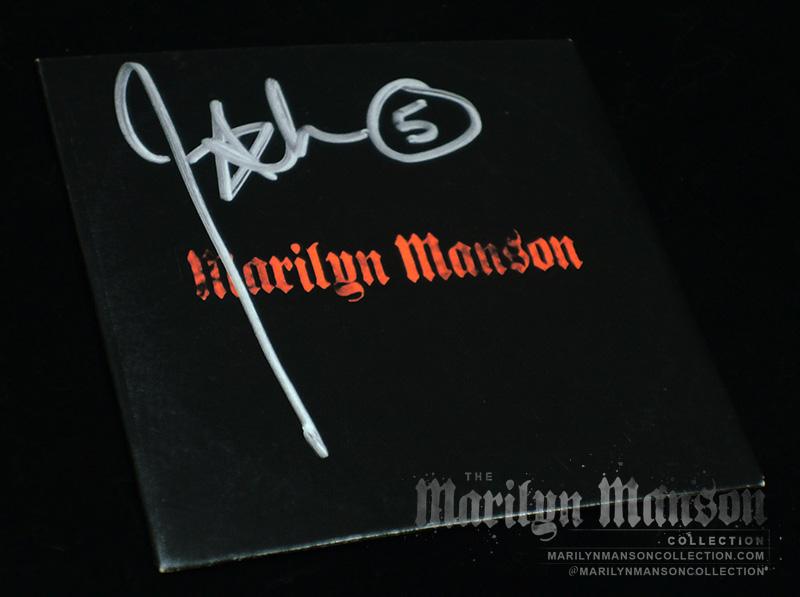 John 5 Signed CD