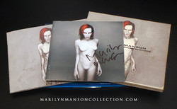 Mechanical Animals Signed CD