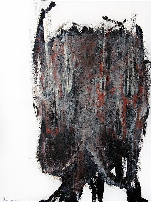 Unspeakable Horrors IV Original Painting