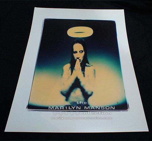 Joseph Cultice Marilyn Manson Antichrist Era Photo Print 1