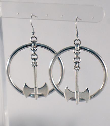 Thaïs Earrings