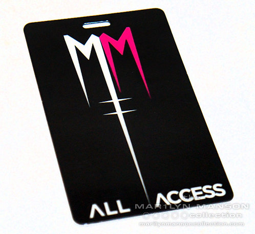 Hey...Cruel World All Access Laminate