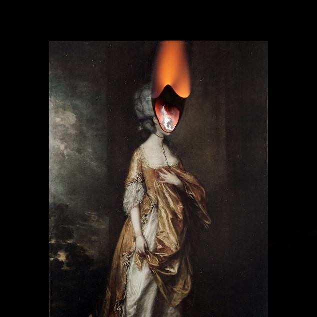 The Burning Lady II