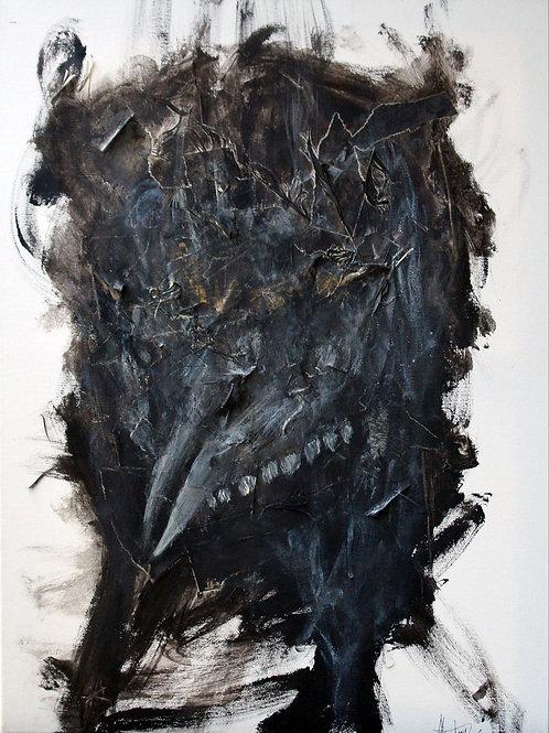 Unspeakable Horrors III Original Painting
