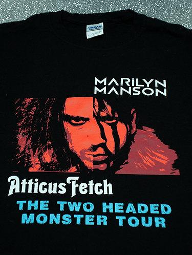 Marilyn Manson Atticus Fetch Californication Wardrobe Shirt