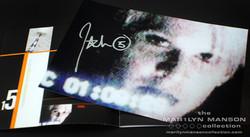 John 5 Signed Photo