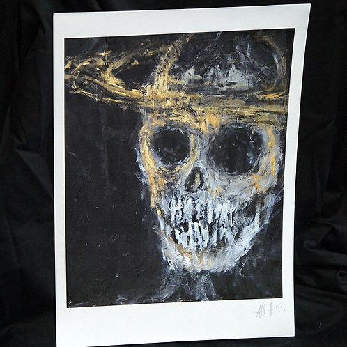 Dead Rings Of Saturn Print