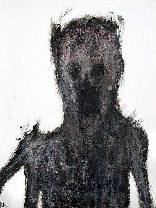 Unspeakable Horrors XVII Original Painting