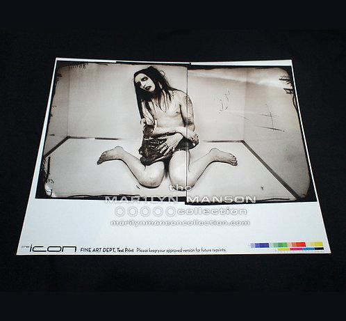 Joseph Cultice Marilyn Manson Antichrist Era Photo Print 3