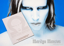 Mechanical Animals Promo Notes