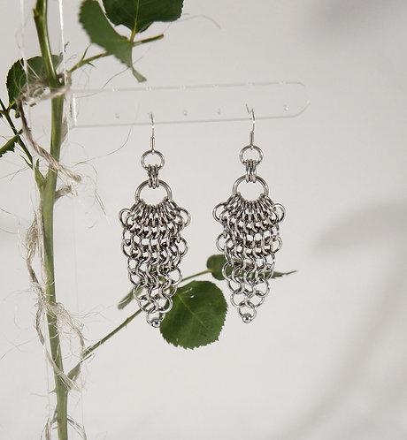 Phalanx Earrings