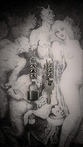 Limerence Earrings