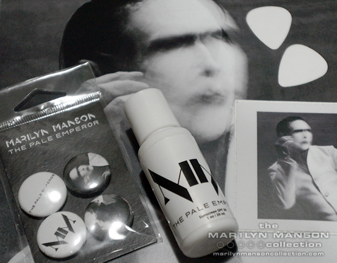 The Pale Emperor Themed Items