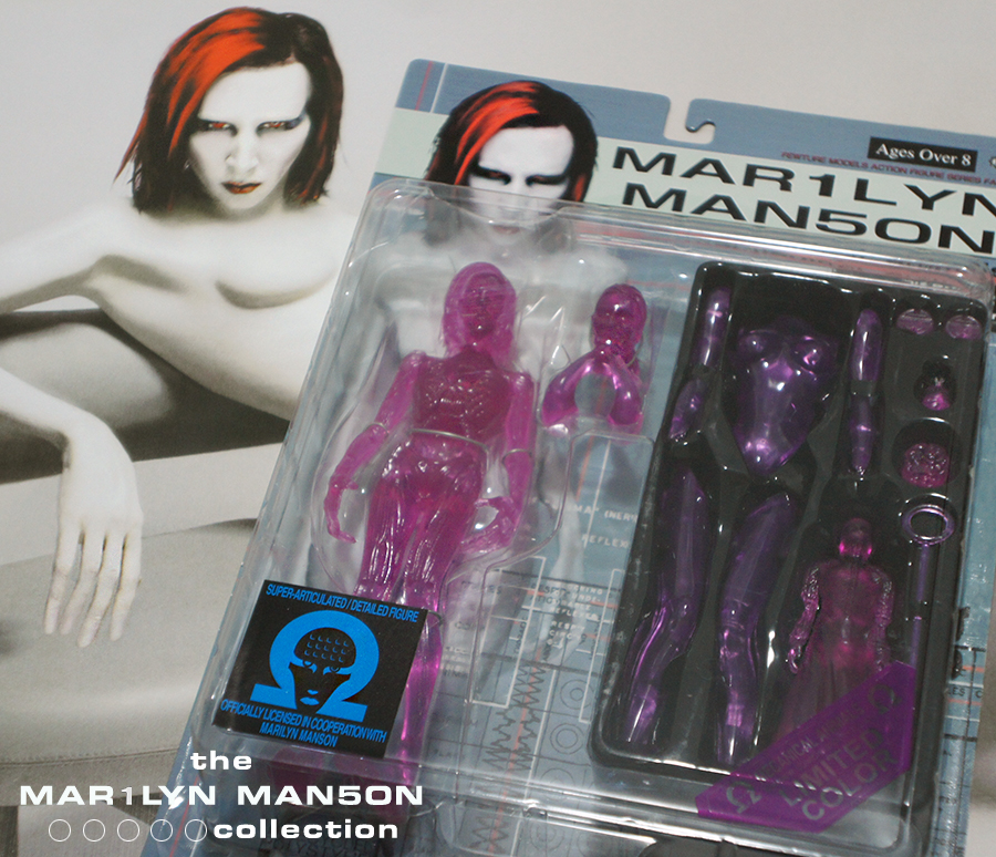 Mechanical Animals Action Figure