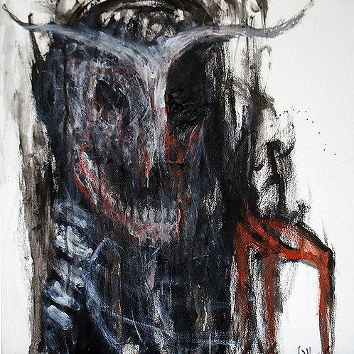 Unspeakable Horrors Original Painting