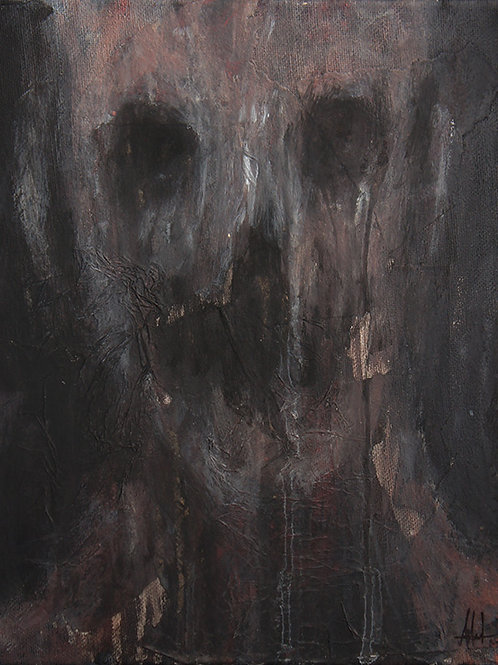 Unspeakable Horrors XXIII Original Painting