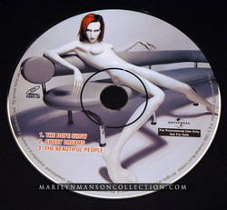 Mechanical Animals VCD