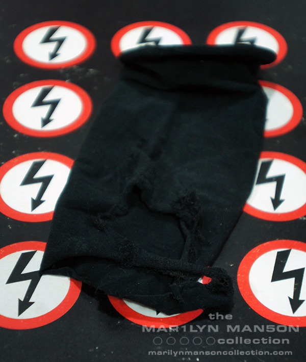 Marilyn Manson Stage Worn Pantyhose