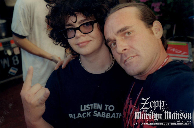 Zepp & Jack Osbourne