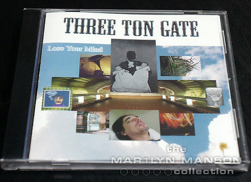 Daisy aka SMP - Three Ton Gate Lose Your Mind CD