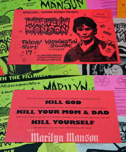 Richard Ramirez Early Flyer