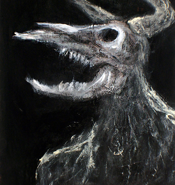 The Minotaur In The Shadows
