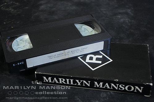 The Beautiful People Australian Promo VHS