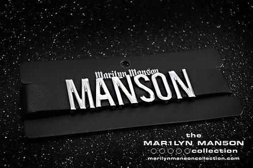 Manson Letters 2017 Choker