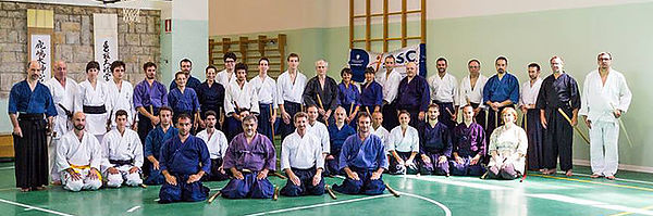International Summer Seminar - Katori Shinto Ryu