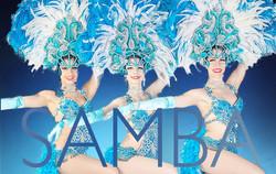 Brazilian, Dancers, Samba, Wedding