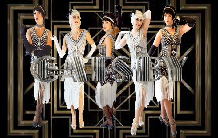 Gatsby Dancer, Flappers, Wedding
