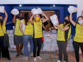 Ações solidárias sofrem queda em doações durante a pandemia